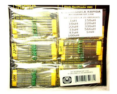 x10 9v1 1w diodo zener 9.1v dip x 10 unidades