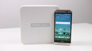 HTC One m9 - 32gb-Entsperrt Smartphone Handy/Box Pack
