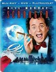 Scrooged 25th Anniversary 0883929343447 With Bill Murray Blu-ray Region a