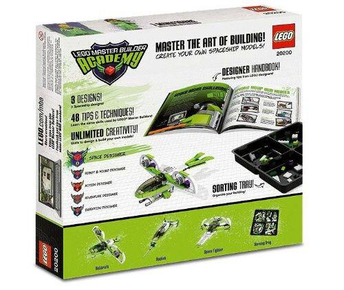 Lego Master Builder Builder Builder Sets 20200 20216 20217 Retired NIB 04ae41