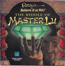 Ripley's Believe it or Not The Riddle of Master Lu (PC, 1995)