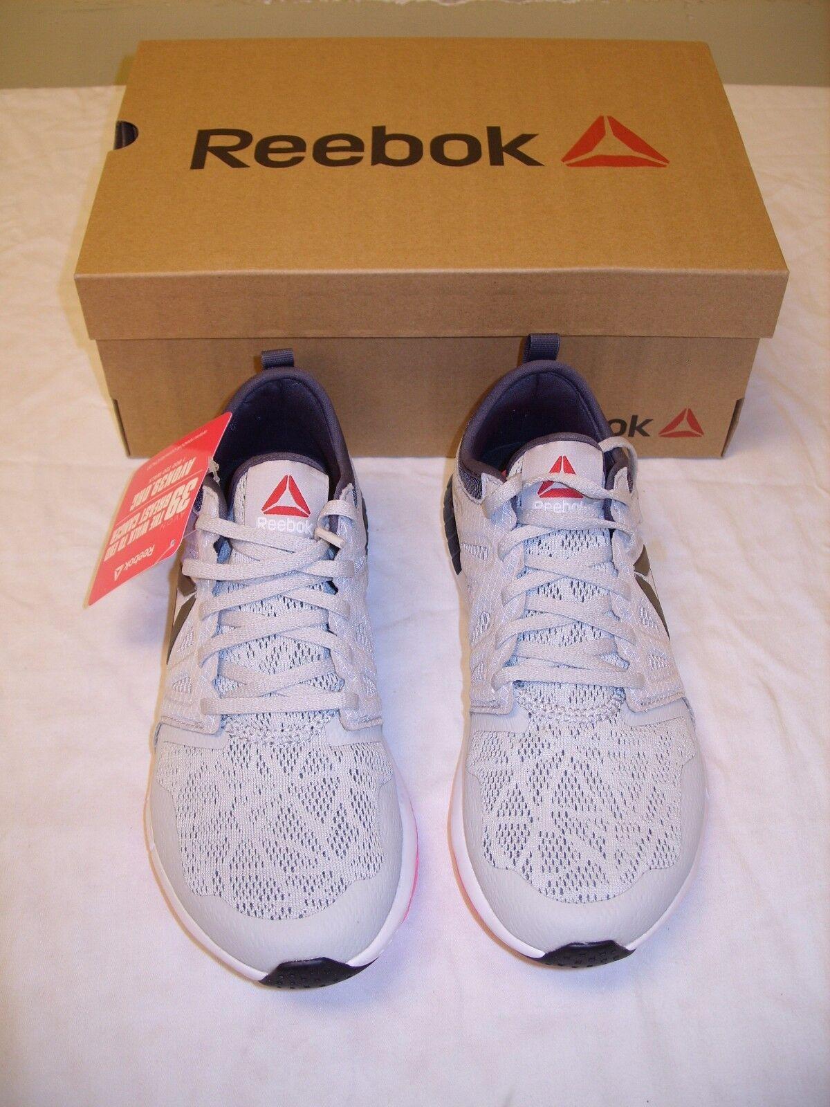 REEBOK ZPrint 3D Avon Womens Athletic Running shoes BD2919  Grey Pink NEW