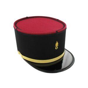 Kepi-de-Sous-Officier-SERGENT-amp-Caporal-Chef-LEGION-ETRANGERE-Taille-L-TT-58