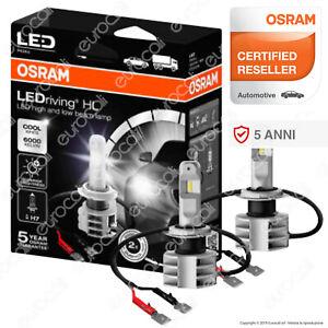 Lampadine Led H7 Osram.Dettagli Su 2 Lampade Osram H7 Ledriving Hl 67210cw Lampadine Fari Auto Moto Led