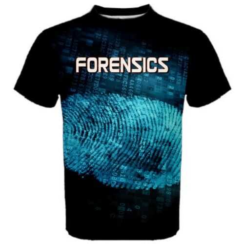 Forensic scientists lab Student Kit criminal law investigation evidence T-shirt