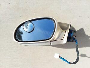 Door Mirror Glass New Replacement Passenger Side For Lexus SC400 92-00