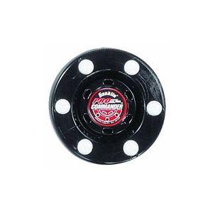 Franklin-Sports-NHL-Street-Roller-Hockey-Pro-Commander-Puck-Black