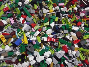 BRAND-NEW-100-SMALL-DETAIL-MIX-OF-LEGO-LEGOS-PIECES-HUGE-BULK-LOT-BRICKS-PARTS