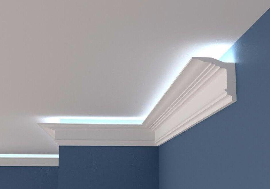 XPS BFS7 COVING LED Lighting molding cornice -LOWEST PRICE- LARGE GrößeS QUALITY