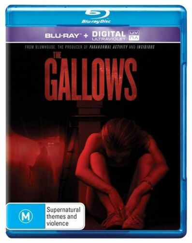 1 of 1 - The Gallows (Blu-ray, 2015)