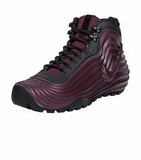NEW 654867-669 NIKE LUNARDOME 1 DEEP BURGUNDY BLACK MENS SNEAKER BOOT MENS Sz 10