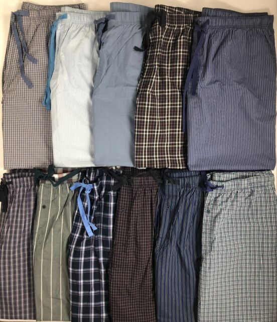 Men/'s Cremieux Big /& Tall Sleepwear Pajama Pants