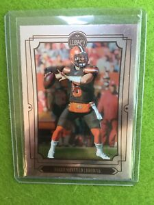 BAKER-MAYFIELD-JERSEY-6-CARD-CLEVELAND-BROWNS-SP-Panini-Legacy-Chrome-Silver-SP