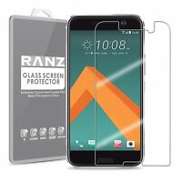 [2 Pack] Htc 10/ M10 Tempered Glass Premium High Definition Screen Protector