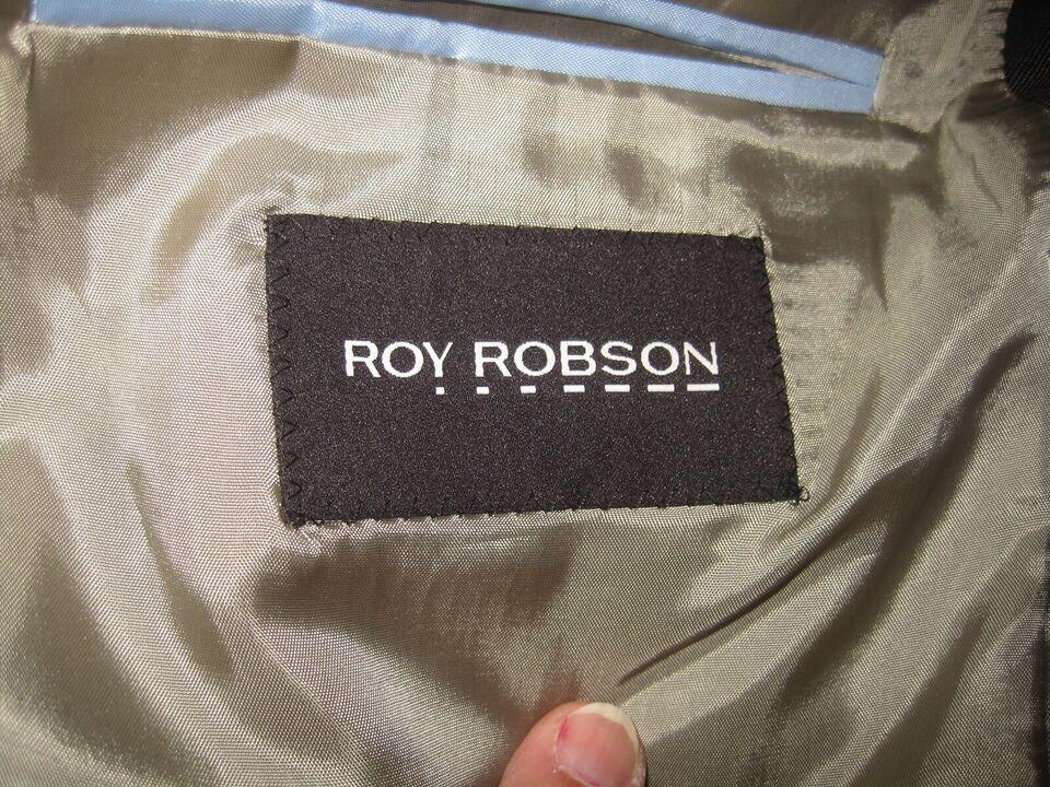 Jakkesæt, Roy Robson, str. XL