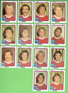 1981-MANLY-SEA-EAGLES-SCANLENS-RUGBY-LEAGUE-TEAM-CARDS