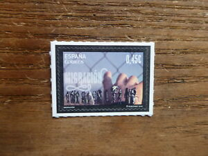SPAIN-2016-MIGRATION-MINT-STAMP
