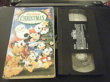 A Walt Disney Christmas (VHS) | eBay
