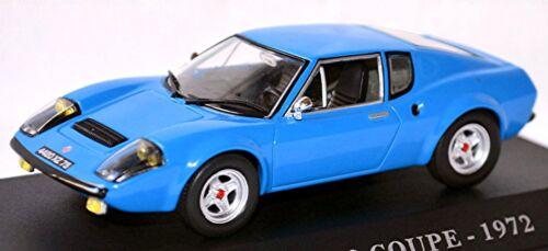 Ligier js2 Coupe 1970-75 azul Blue 1:43