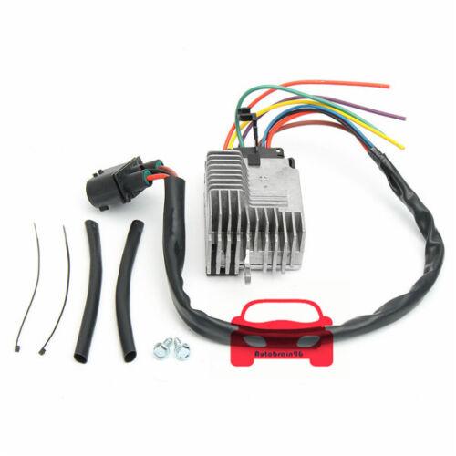 8E0959501AG New Engine Radiator Cooling Fan Control Unit Module For Audi 2002-09
