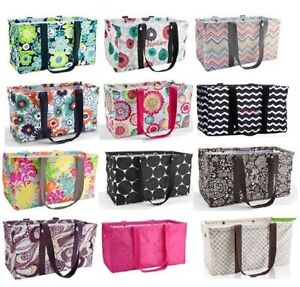 Image Is Loading Thirty One Medium Large Utility Tote Bag 31
