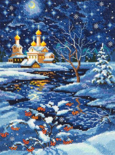 45-07 Cross Stitch Kit Christmas art