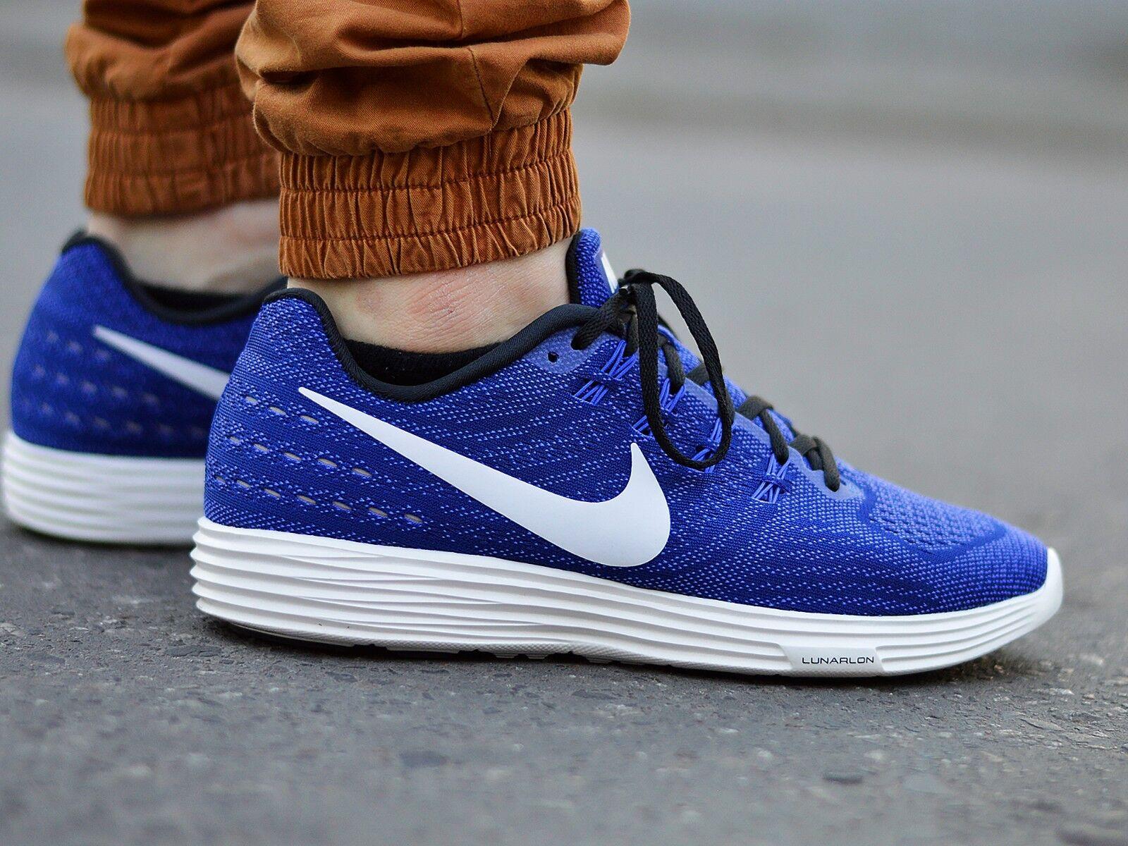 Nike Lunartempo 2 818097-410 Men's Sneakers