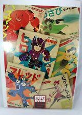 "061 Big Hero 6-2014 American Hot Movie Film 24/""x34/"" Poster"