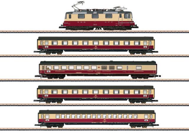 """Märklin Z 81593 Ensemble de Train Tee 75 """" Roland """" Produit Neuf"""
