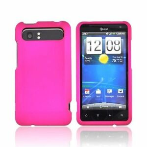 Hard-Rubberized-Case-for-HTC-Vivid-Pink