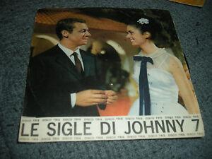 johnny dorelli e gigliola cinquetti vinile le sigle di johnny 7 - Italia - johnny dorelli e gigliola cinquetti vinile le sigle di johnny 7 - Italia