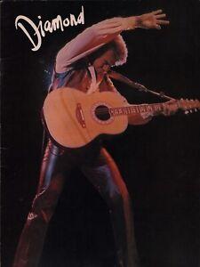 NEIL-DIAMOND-1976-BEAUTIFUL-NOISE-TOUR-CONCERT-PROGRAM-BOOK-EX-2-NEAR-MINT