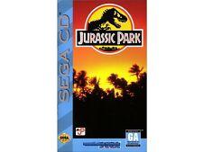 ## SEGA Mega-CD - Jurassic Park (US) - TOP ##