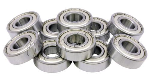 10 Bearing 6203 Z 17 x 40 x 12 mm Metric Bearings VXB