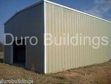 Durobeam Steel 30x40x22 Metal I Beam Barn Building Machine Shed Kit Direct