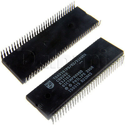 TDA9381PS//N2//3I0838 Original Pulled Philips Integrated Circuit