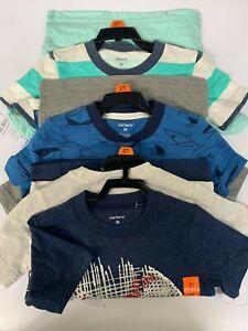 NEW-Carter-039-s-Boys-2-Pack-Short-Sleeve-Shirt