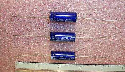 63V TVX1J101MAD CAPACITOR 100UF NICHICON