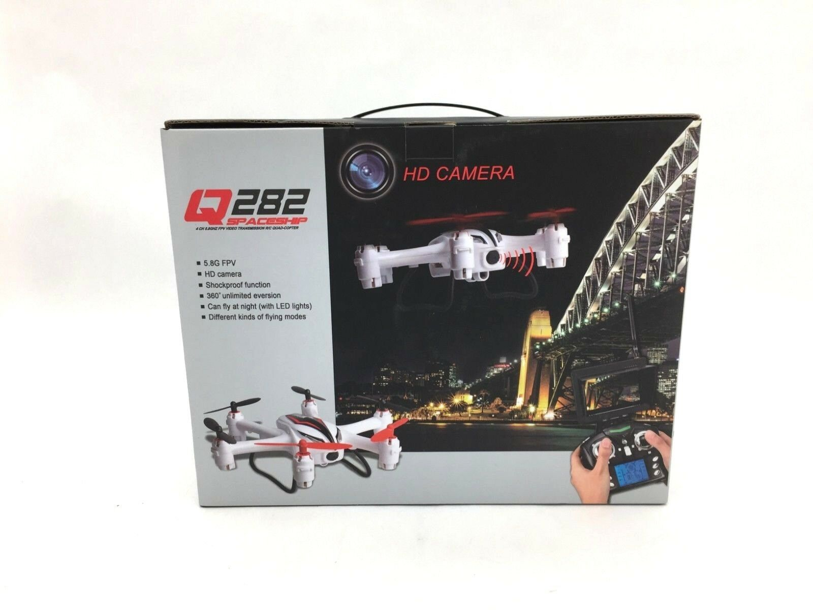 Q282 Spaceship RC Quad Copter with Video Transmission Transmission Transmission by WLToys 621de0