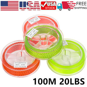 Maxcatch Backing Line 20//30LB 100Yards//300Yards Braided Fly Fishing Backing Line