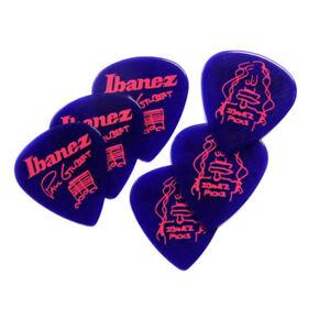 Ibanez-Paul-Gilbert-Signature-Picks-6-Stueck-1-0-mm-blau-B1000PG-JB