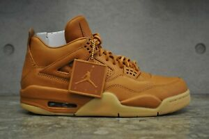 air jordan 4 retro jaune