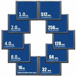 OEM-32-64-128-256-512MB-1-2-4-8-16GB-CompactFlash-CF-Memory-Card-Standard-Useful