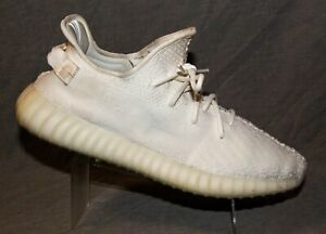 Yeezy-Boost-Adidas-350-V2-Sneakers-Shoes-White-Men-039-s-13-M