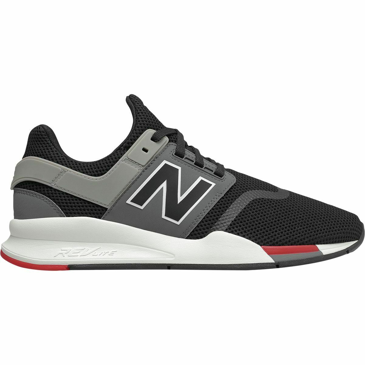 New Balance Men's 247 shoes Black MS247FB d
