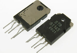 5pcs STR81145 Original New Sanken IC STR-81145