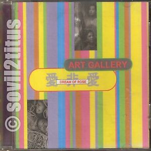 CD-1995-Art-Gallery-Dream-of-Rose-3498-Cai-Shao-Ying-Huang-Wei-Guang