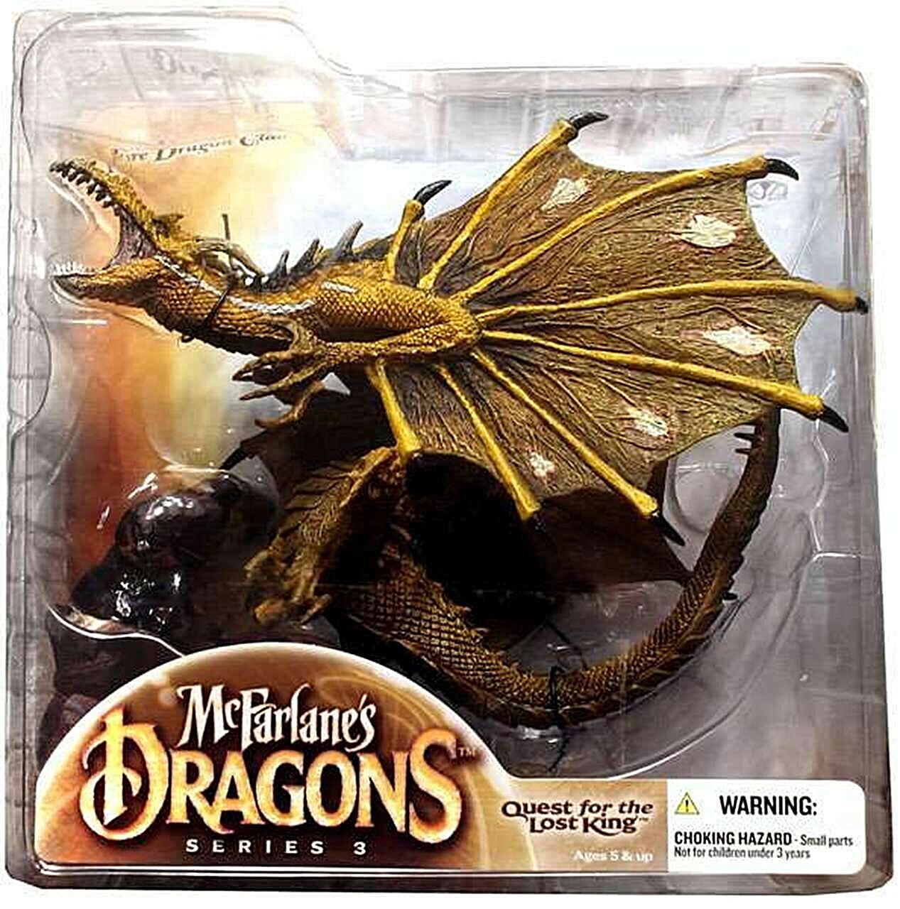 Dragons S3 FIRE DRAGON figura PVC 13cm McFarlane