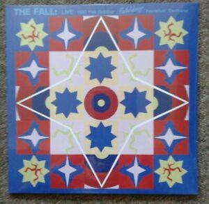 The-Fall-Live-Batschkapp-Frankfurt-Germany-11th-October-1993-Vinly-LP