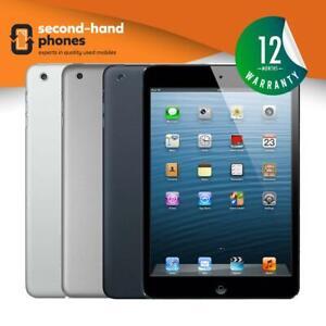 Apple-iPad-Mini-1st-Gen-16-32-64GB-Wi-Fi-or-Cellular-Unlocked-7-9-034-Black-White